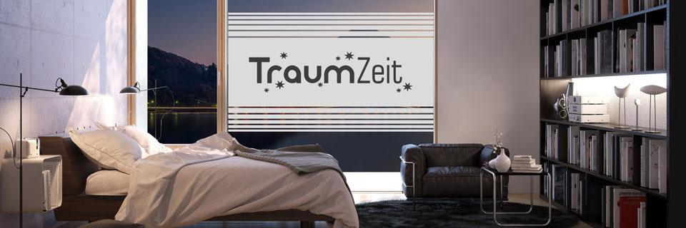 Wandtattoo schlafzimmer traumzeit - Wandtattoo spruche schlafzimmer ...