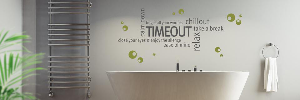 Tipps & Ideen zur Wandgestaltung im Badezimmer
