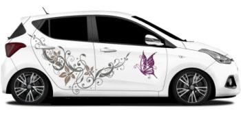 Lifestyle Autoaufkleber Autotattoos Der Besonderen Art