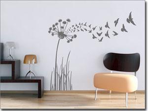 lifestyle wandtattoos versandkostenfrei in deutschland. Black Bedroom Furniture Sets. Home Design Ideas
