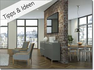 Gestaltungsideen mit Klebefolien von lifestyle-decor.de