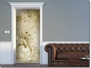 Raumgestaltung im Schlafzimmer mit schicken Klebefolien