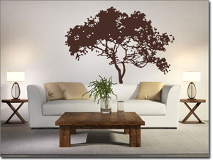 Wandtattoo Pflanzen Wandaufkleber Mit Pflanzenmotiven