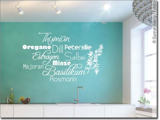 Wandtattoo Kuche Kulinarische Wandmotive Und Spruche