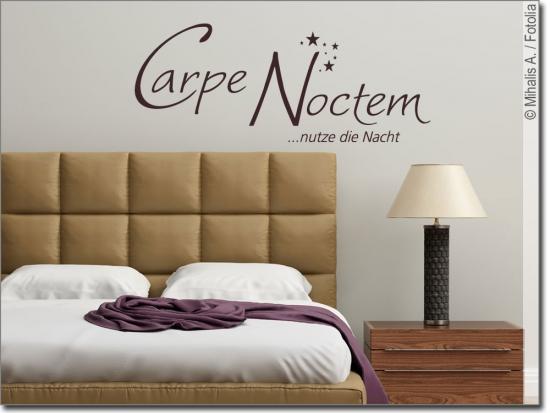 Wandtattoo Schlafzimmer: Traumhafte Motive und Sprüche