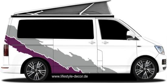 Bunte Autoaufkleber Mit Unterschiedlichen Designs Seite 2