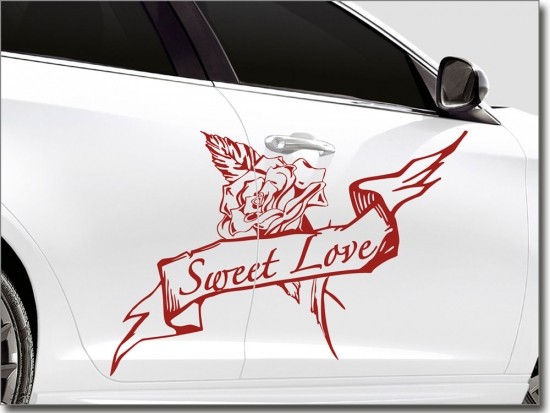 Autotattoo Sweet Love