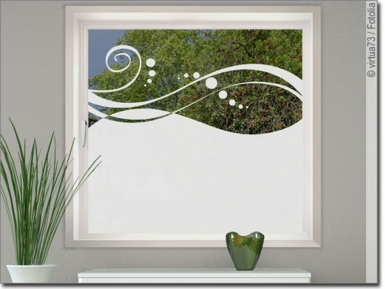 Fensterfolie Design
