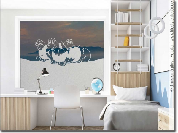 passgenaue sichtschutzfolie f r fenster im kinderzimmer. Black Bedroom Furniture Sets. Home Design Ideas