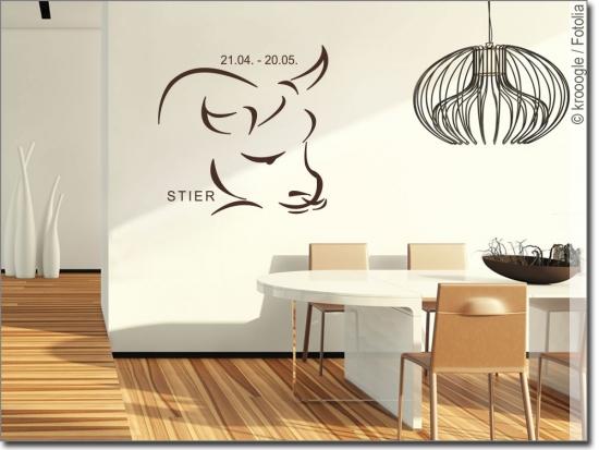 wandtattoo sternzeichen mit eigenschaften. Black Bedroom Furniture Sets. Home Design Ideas