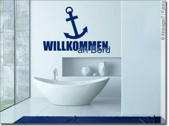Wandtattoo Badezimmer Motive Und Spruche Zum Wohlfuhlen