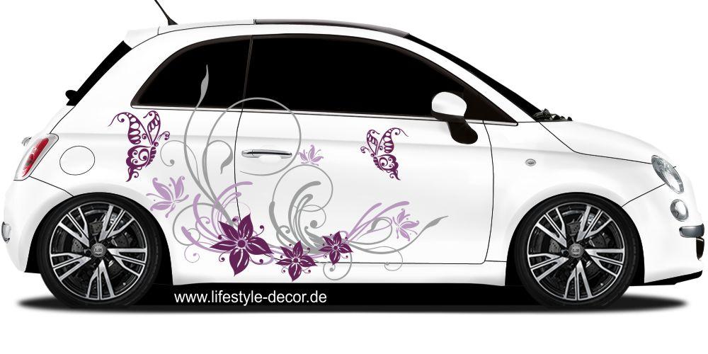 Farbiger Autosticker Tagtraum Bunter Aufkleber Fur Ihren Wagen