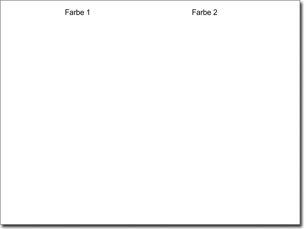 Bilderrahmen Wandtattoo Weltkarte