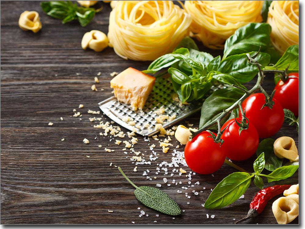 Massgefertigter Fotodruck Mit Italienischer Kuche