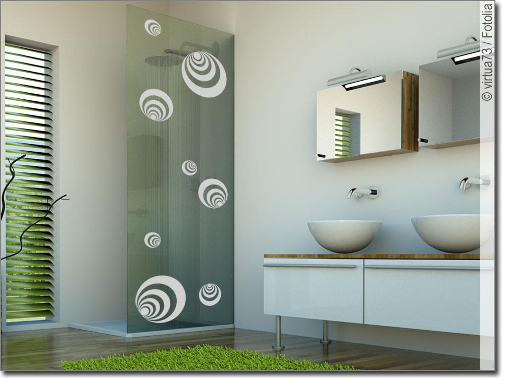 glastattoo mit ballon als schlichte wohnraumgestaltung. Black Bedroom Furniture Sets. Home Design Ideas