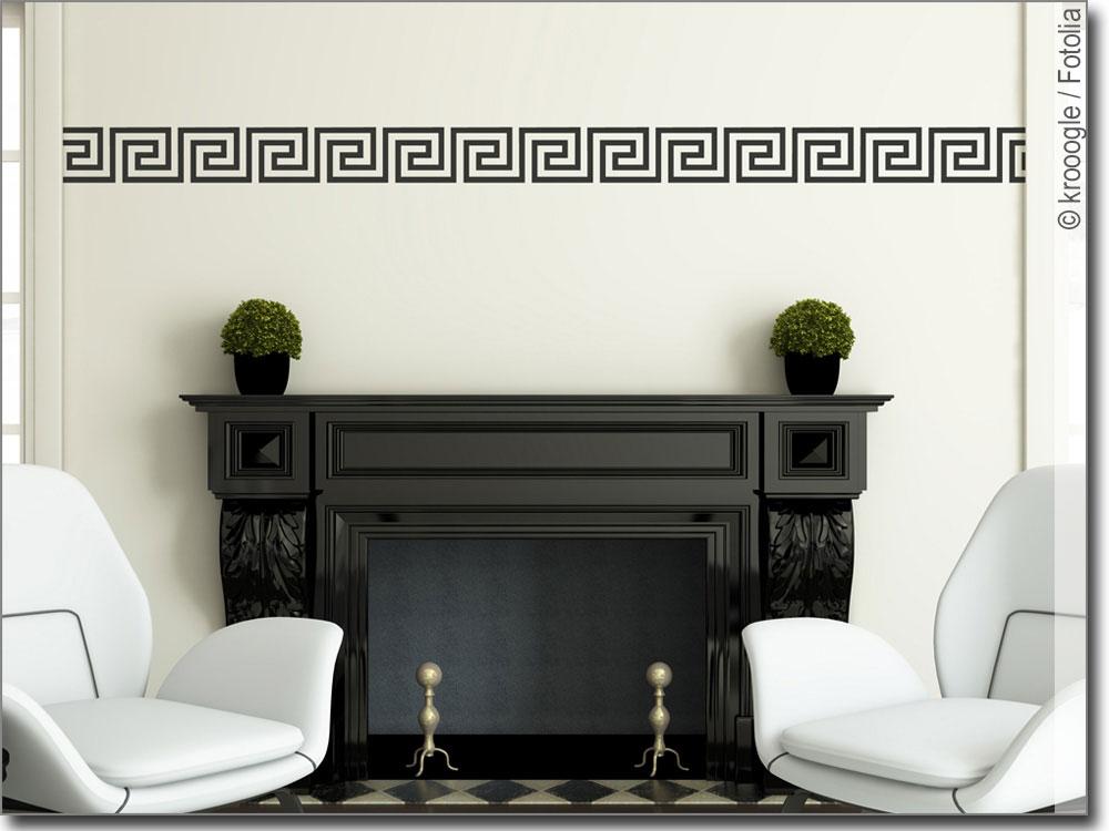 tapeten bordüren wohnzimmer – abomaheber, Wohnzimmer