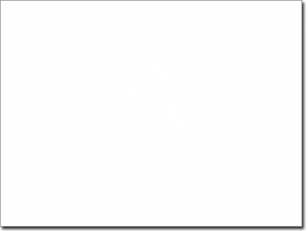 Wandsticker kompass for Wandfolie schwarz