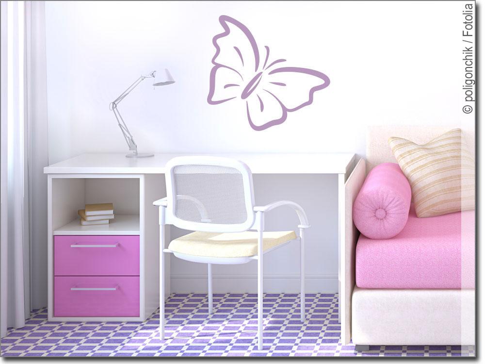 Wandsticker Schmetterling für Ihr Kinderzimmer