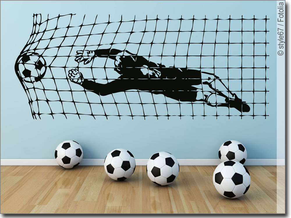 wandtattoos fussball kinderzimmer reuniecollegenoetsele. Black Bedroom Furniture Sets. Home Design Ideas