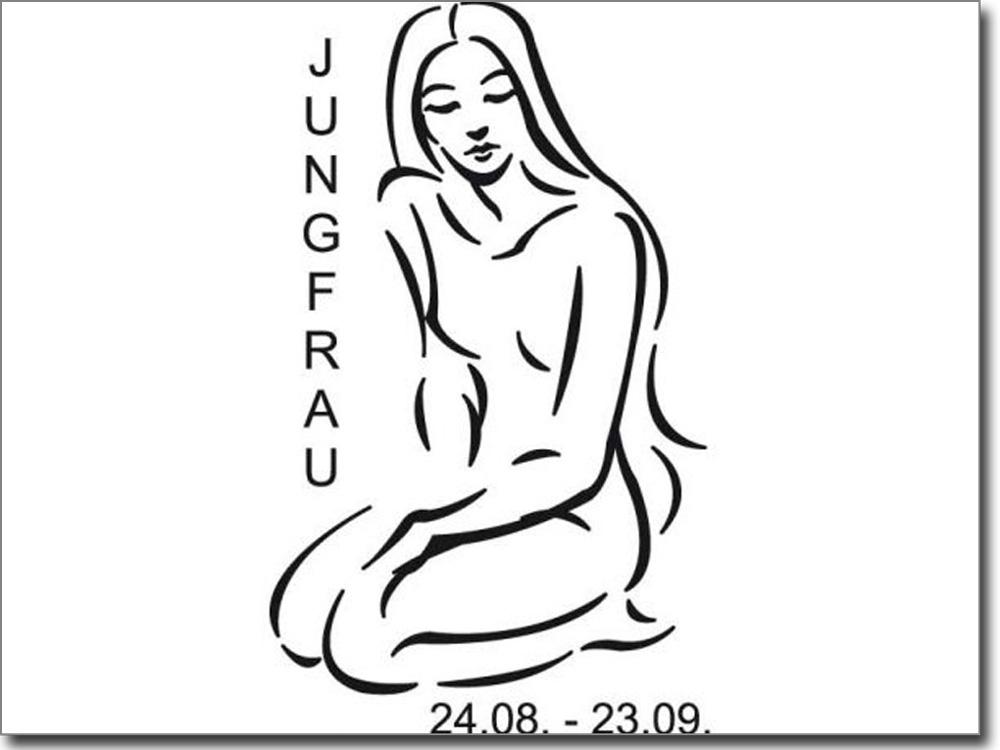 Horoskop jungfrau frau single