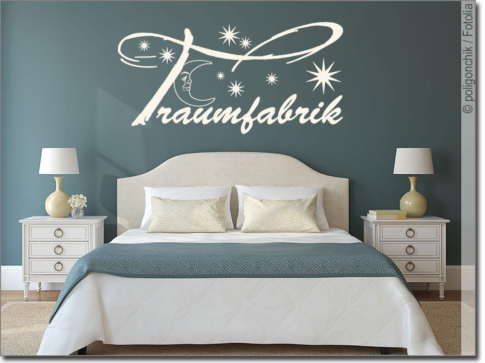 Wandtattoo Traumfabrik WallArt Aufkleber Schlafzimmer Wandsticker Deko W111