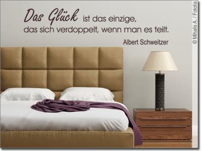 wandtattoo schlafzimmer traumhafte motive und spr che. Black Bedroom Furniture Sets. Home Design Ideas