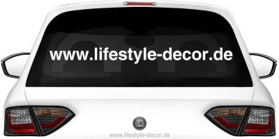 autoaufkleber blumenwiese hochwertige autofolie. Black Bedroom Furniture Sets. Home Design Ideas