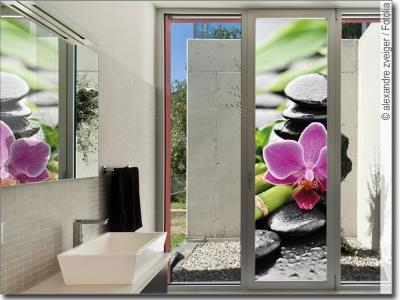 Glasdesign Steine, Glasbilder