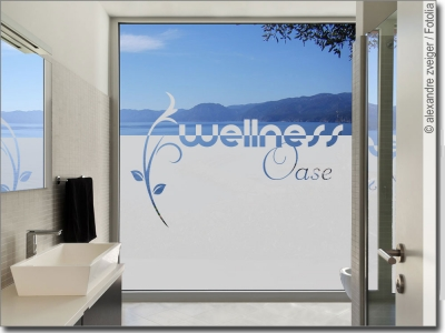 sichtschutz glasfolie mit text glasdekorfolie. Black Bedroom Furniture Sets. Home Design Ideas