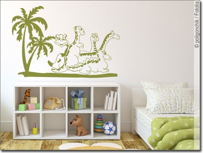 wandtattoo kinderzimmer sch ne kindermotive und spr che. Black Bedroom Furniture Sets. Home Design Ideas