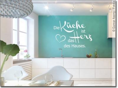 wandtattoo spr che f r den essbereich und die k che. Black Bedroom Furniture Sets. Home Design Ideas