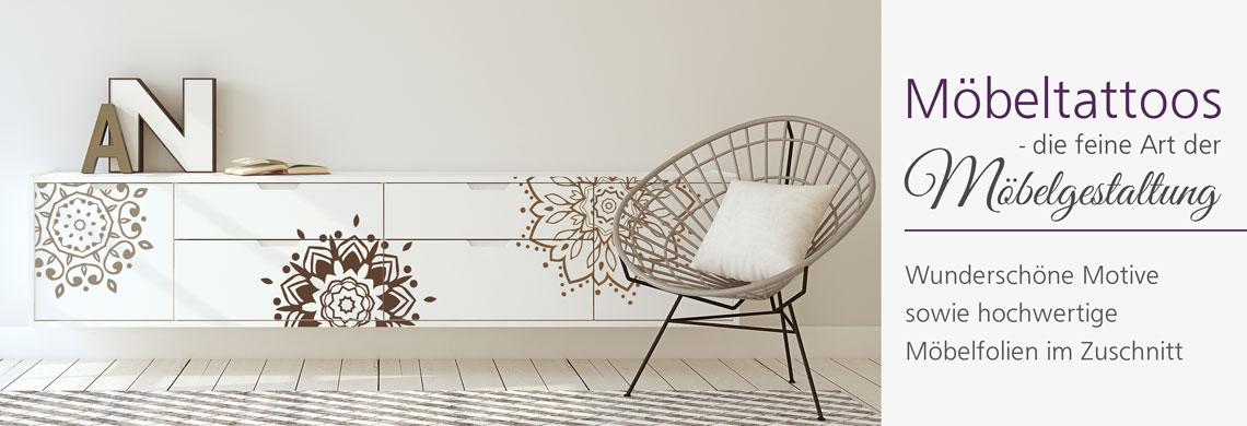 Wunderschöne Motive Sowie Hochwertige Möbelfolien Im Zuschnitt